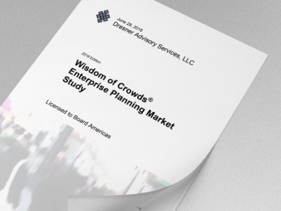 Dresner Advisory - Enterprise Planning Market Study 2018 - Analisi di Mercato