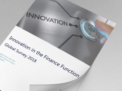 FSN's Innovation in the Finance Function Global Survey 2018