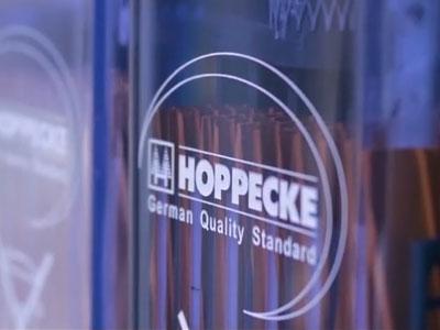Board Video-Interview mit HOPPECKE