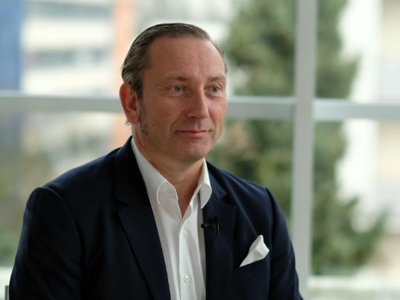 Videointerview mit Ansgar Eickeler - General Manager Central & Eastern Europe bei Board