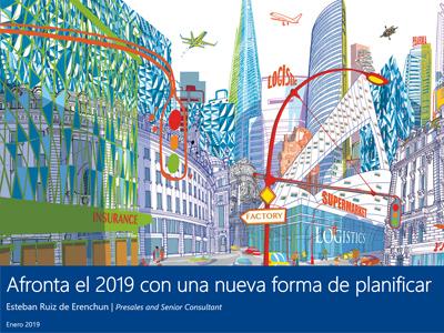 Afronta el 2019 con una nueva forma de planificar