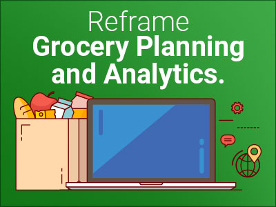 Move your Grocery Retail Planning & Analytics into the Cognitive era