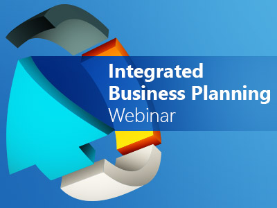 Why Integrated Business Planning is the cornerstone of smart decision