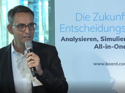 Euronics präsentiert die integrierte Planung mit Board