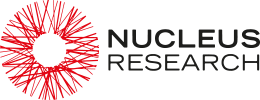 Nucleus research logo