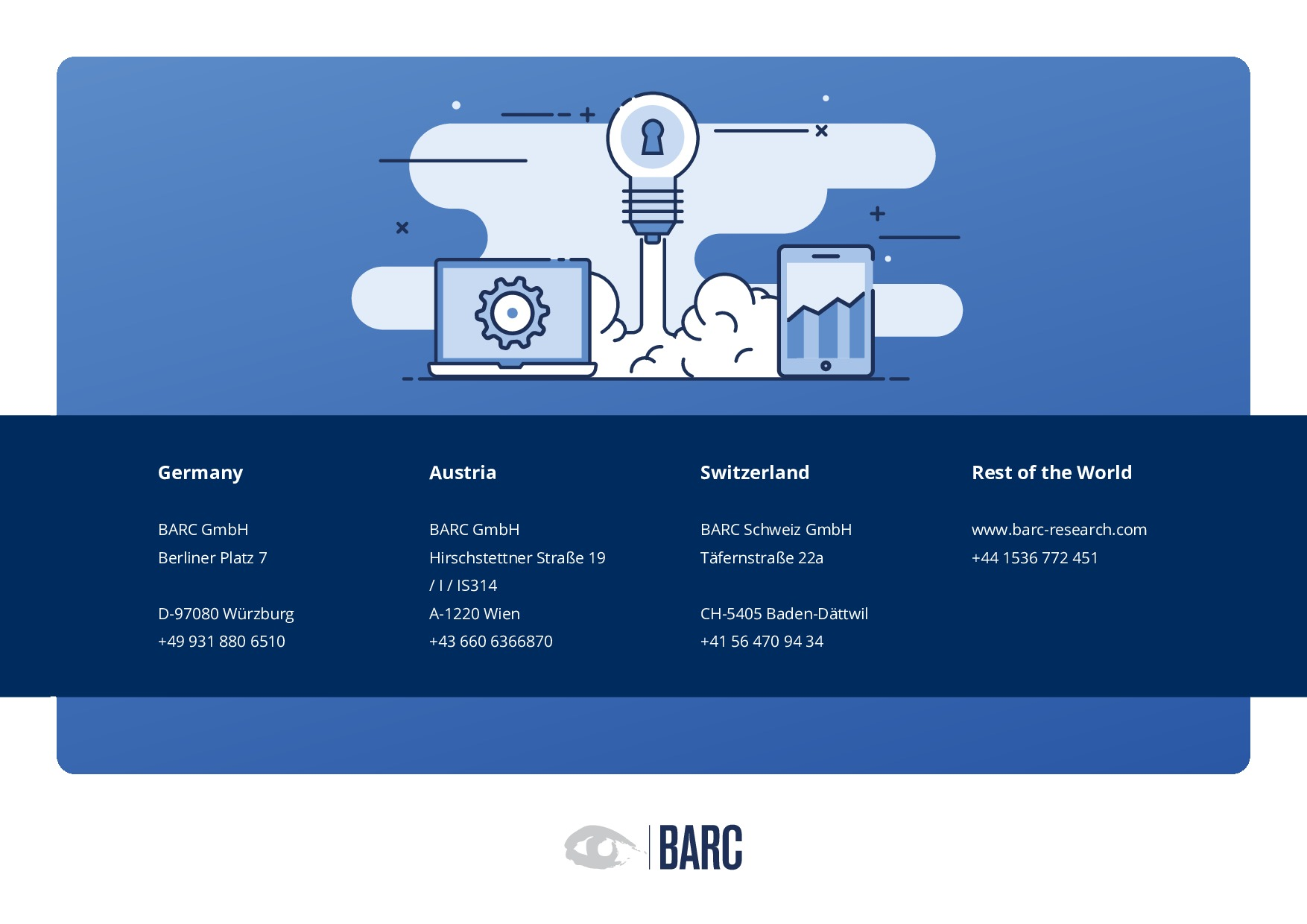 BARC – Analytics Unchained: Unleash the Power of Analytics With Integrated Software | Page 10