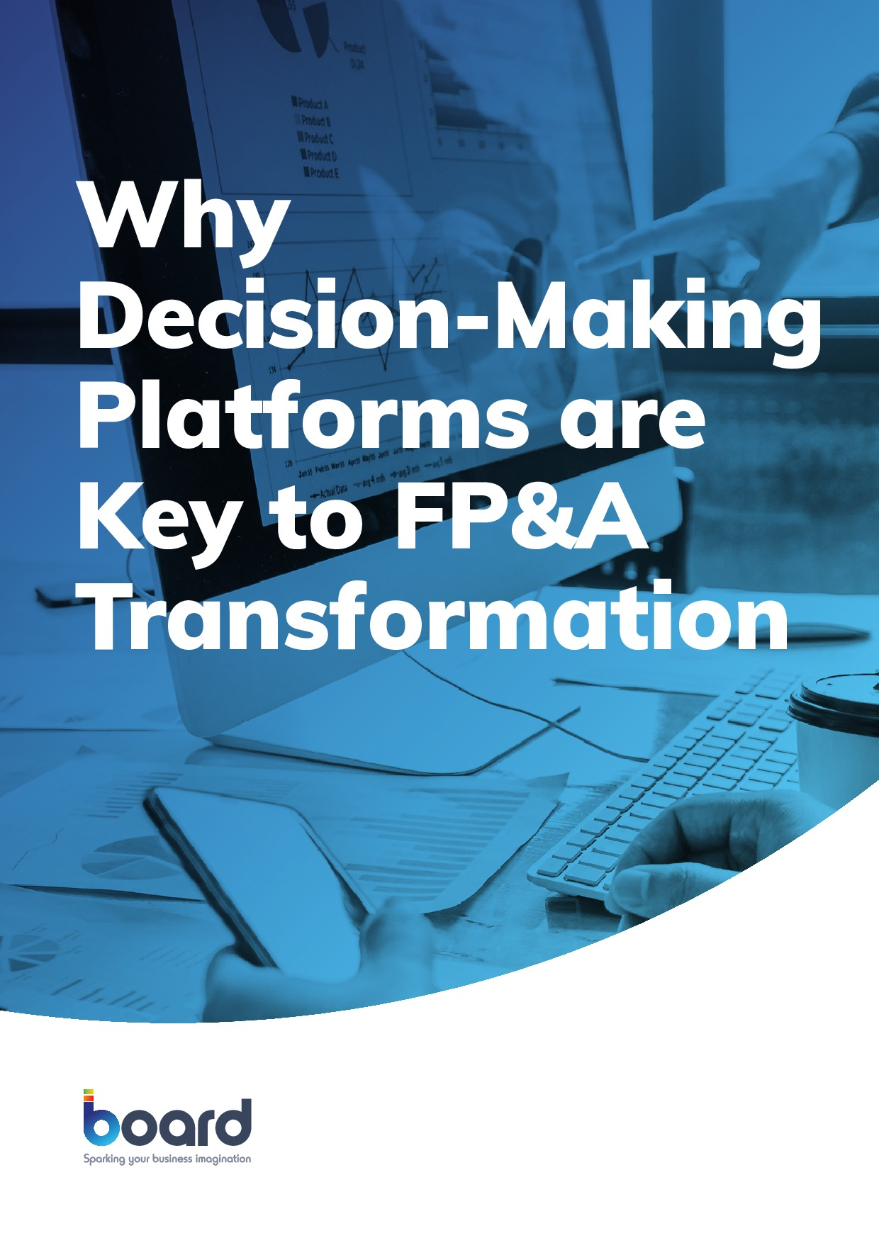 Why Decision-Making Platforms are Key to FP&A Transformation | Page 1