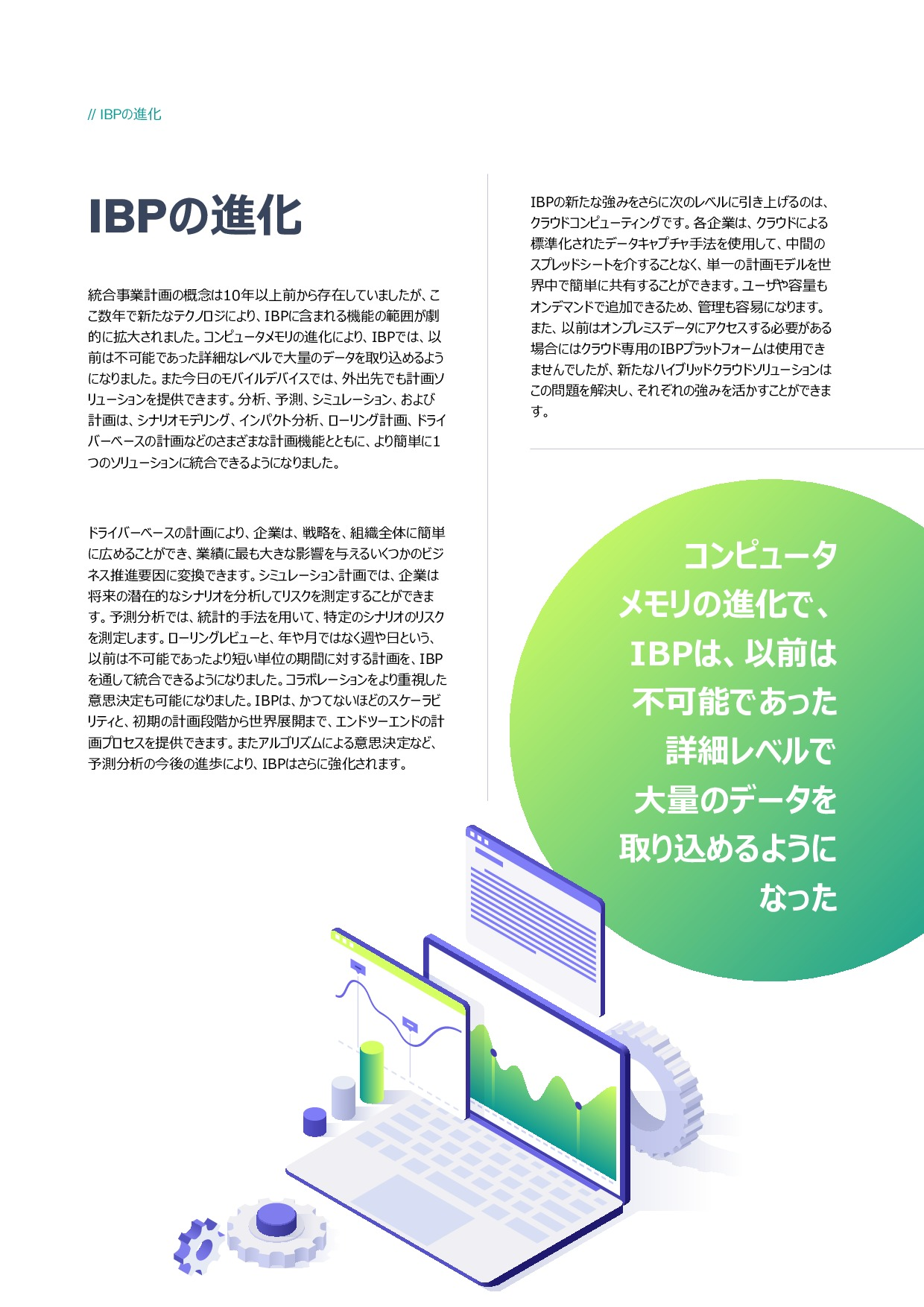 IBPでFP&Aの課題を克服する | Page 6