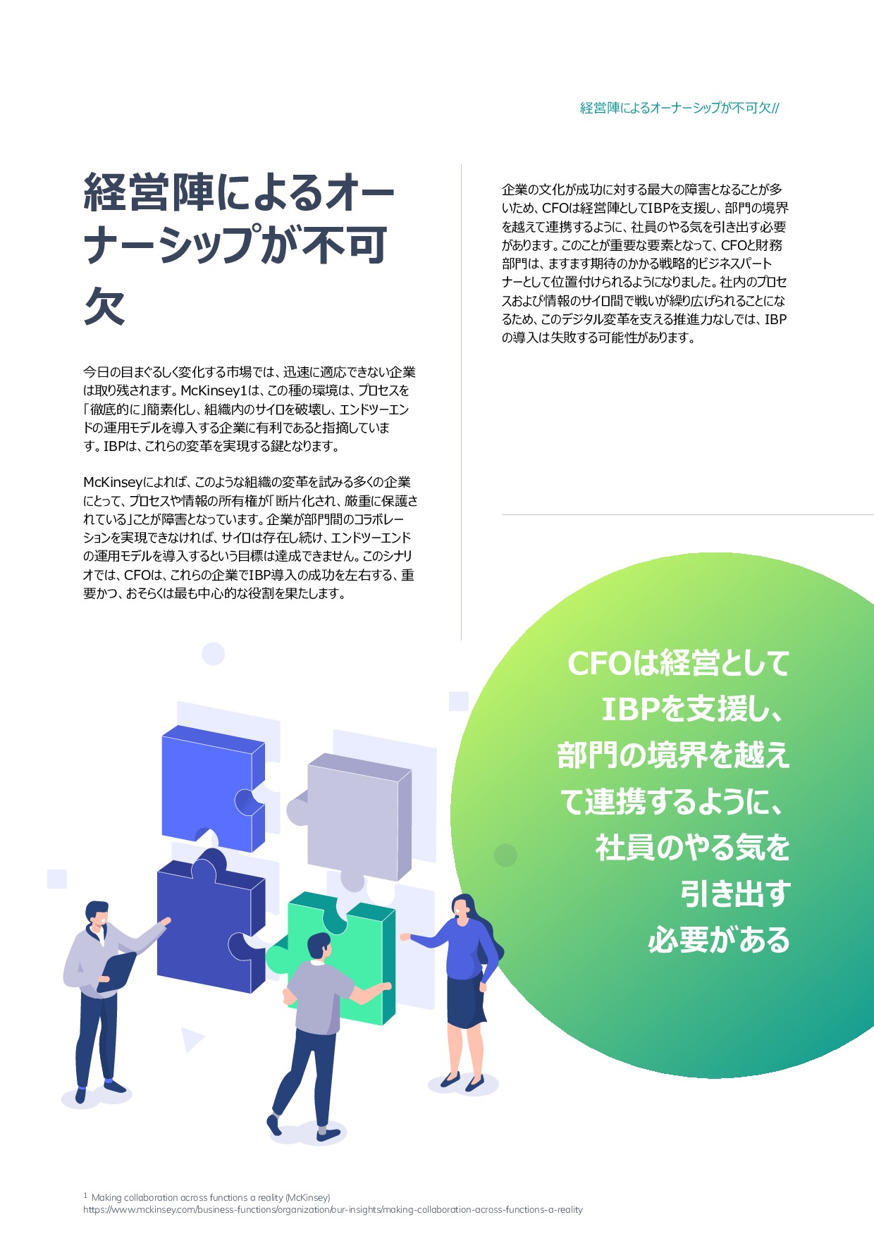 IBPでFP&Aの課題を克服する | Page 7